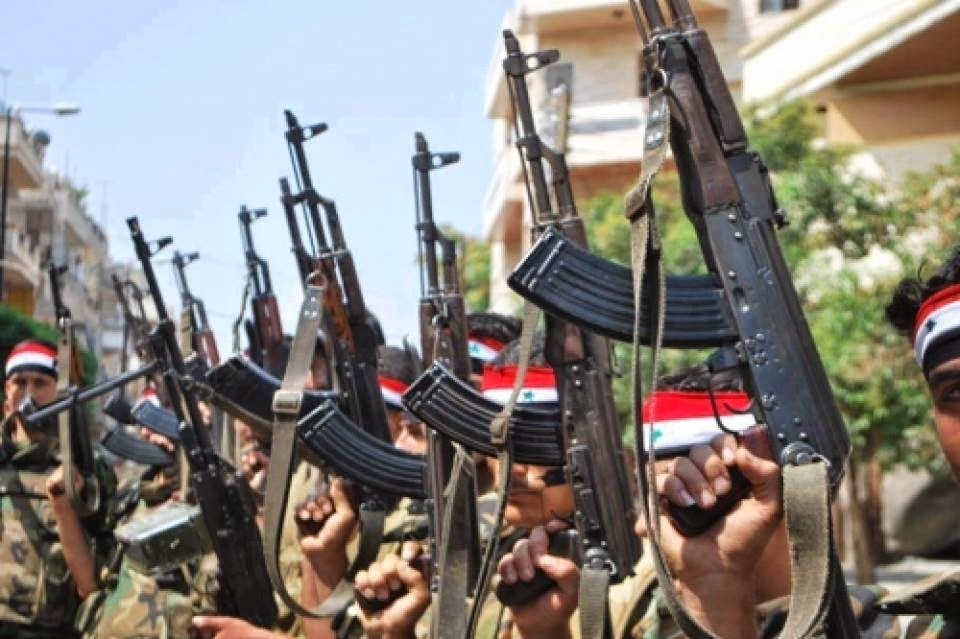 Syrian Forces Launch Military Operation to Take back Khan Tuman