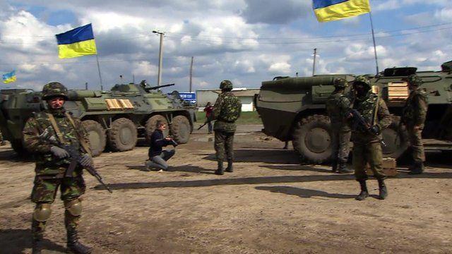 5 Ukrainian Soldiers Killed, 4 Injured in Donbass Region