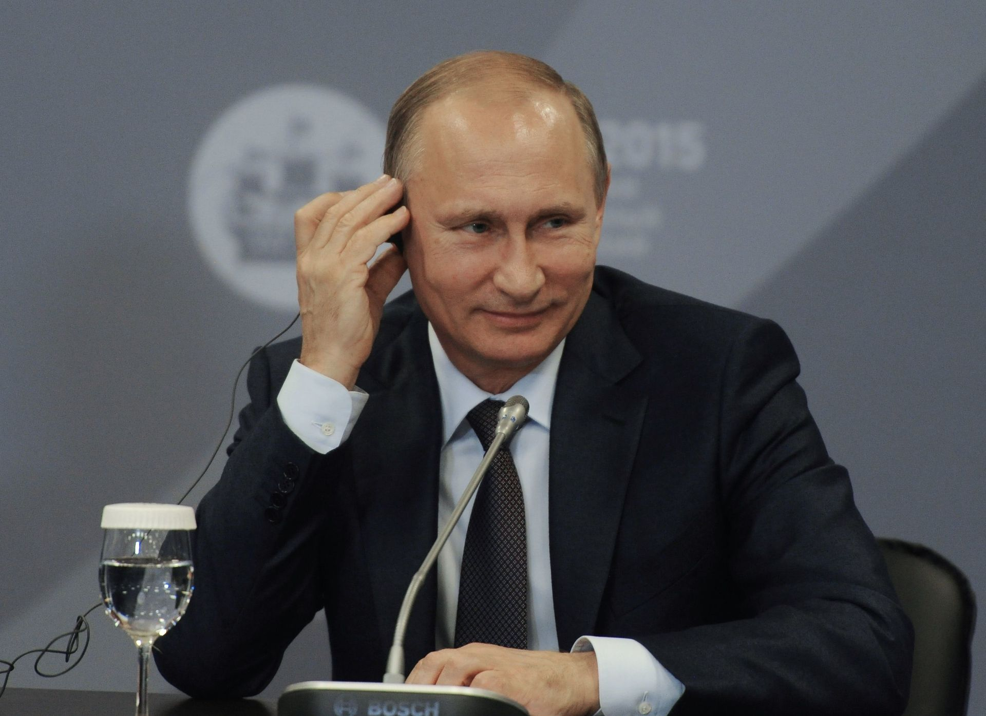 The West May Criticize As Much As It Wants But Russia Won't Care
