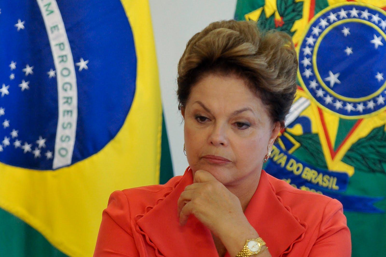 Dilma Rousseff: Coup is a legal and political farce
