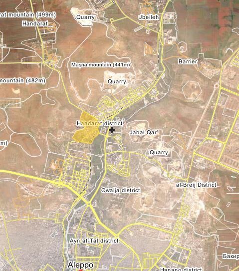 Syrian Army, Palestinian committees launch new offensive in northern Aleppo