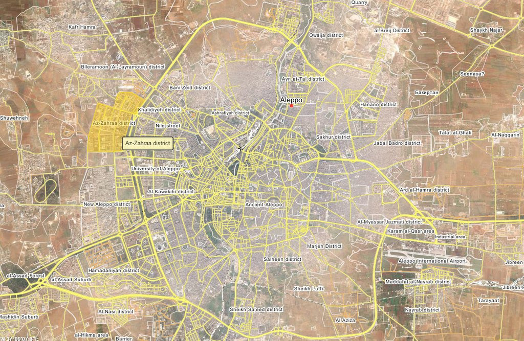 Militants Launch New Offensive in Western Part of Aleppo City. Heavy Clashes Ongoing