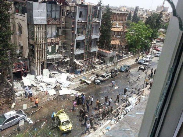 Dozens of Casualties in Terrorist Missile Attack on Aleppo Hospital
