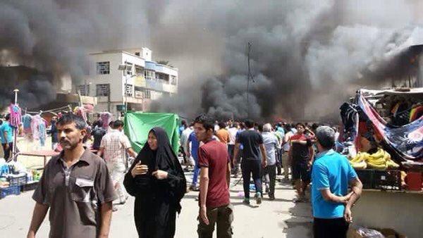 Car Bombing Kills 50, Injures 60 in Baghdad, Iraq (Photo-report)