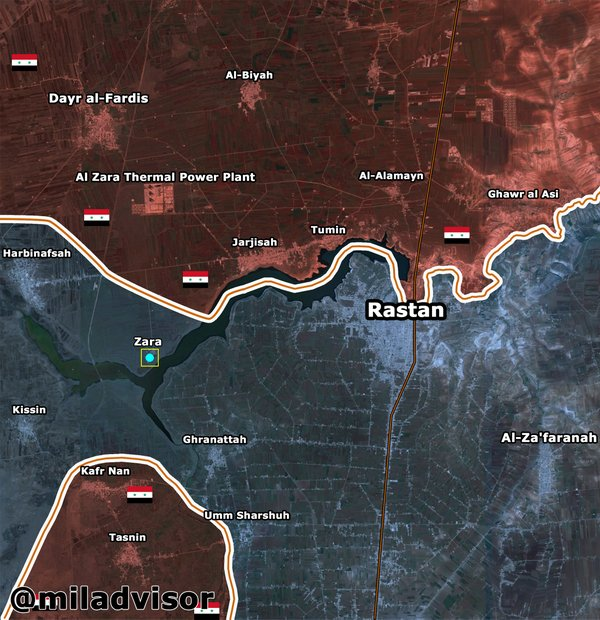 Militants Commit 'Massacre' in al-Zara Town in North Homs, Syria