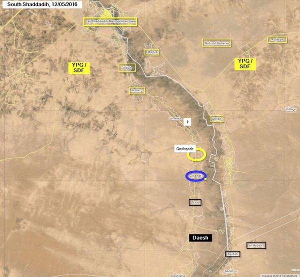 Kurds Advance in Al-Hasakah Province, Syria