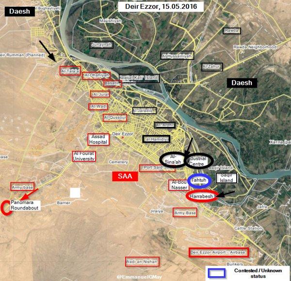 Syria: Clashes in Deir Ezzor. 60 ISIS Militants Killed
