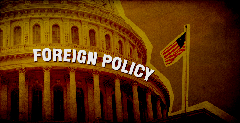 The US Is Vandal in Foreign Policy