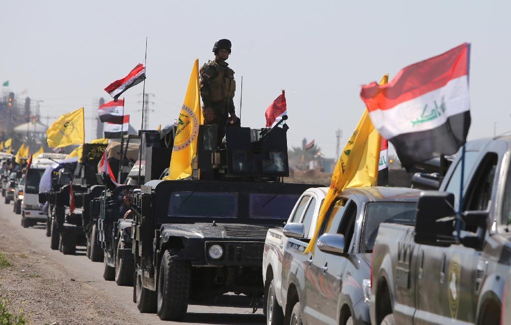 Kata'ib Hezbollah Deploys Units to the Outskirts of Fallujah, Iraq