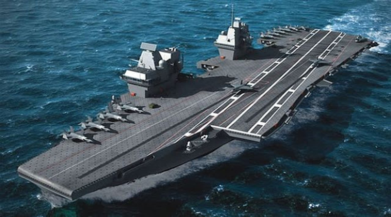 India: Plans for Nuclear-Powered Aircraft Carrier