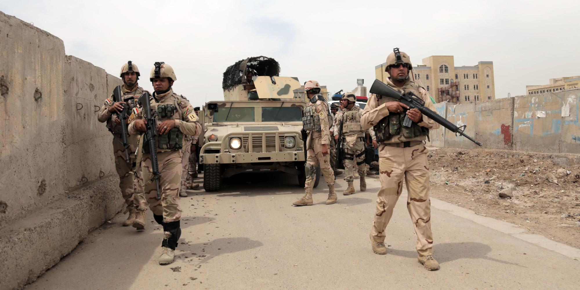 Iraq's Army Liberates More Villages Near Fallujah
