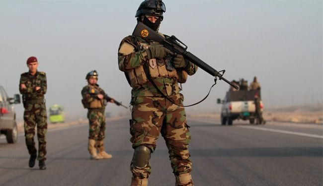 Iraq's Army Chips Away Territory Near ISIS-controlled Fallujah