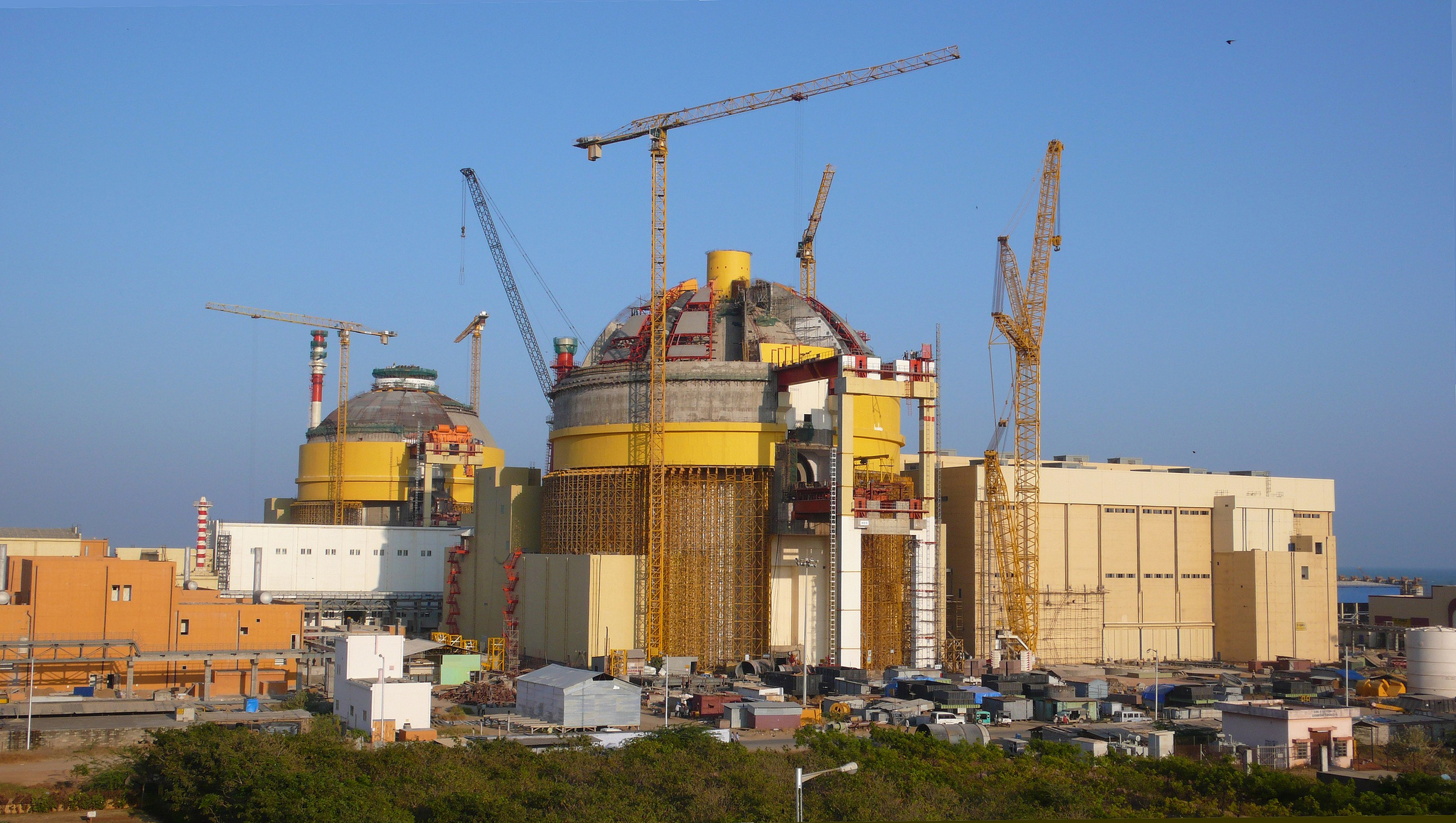 Nuclear Energy and Research in India