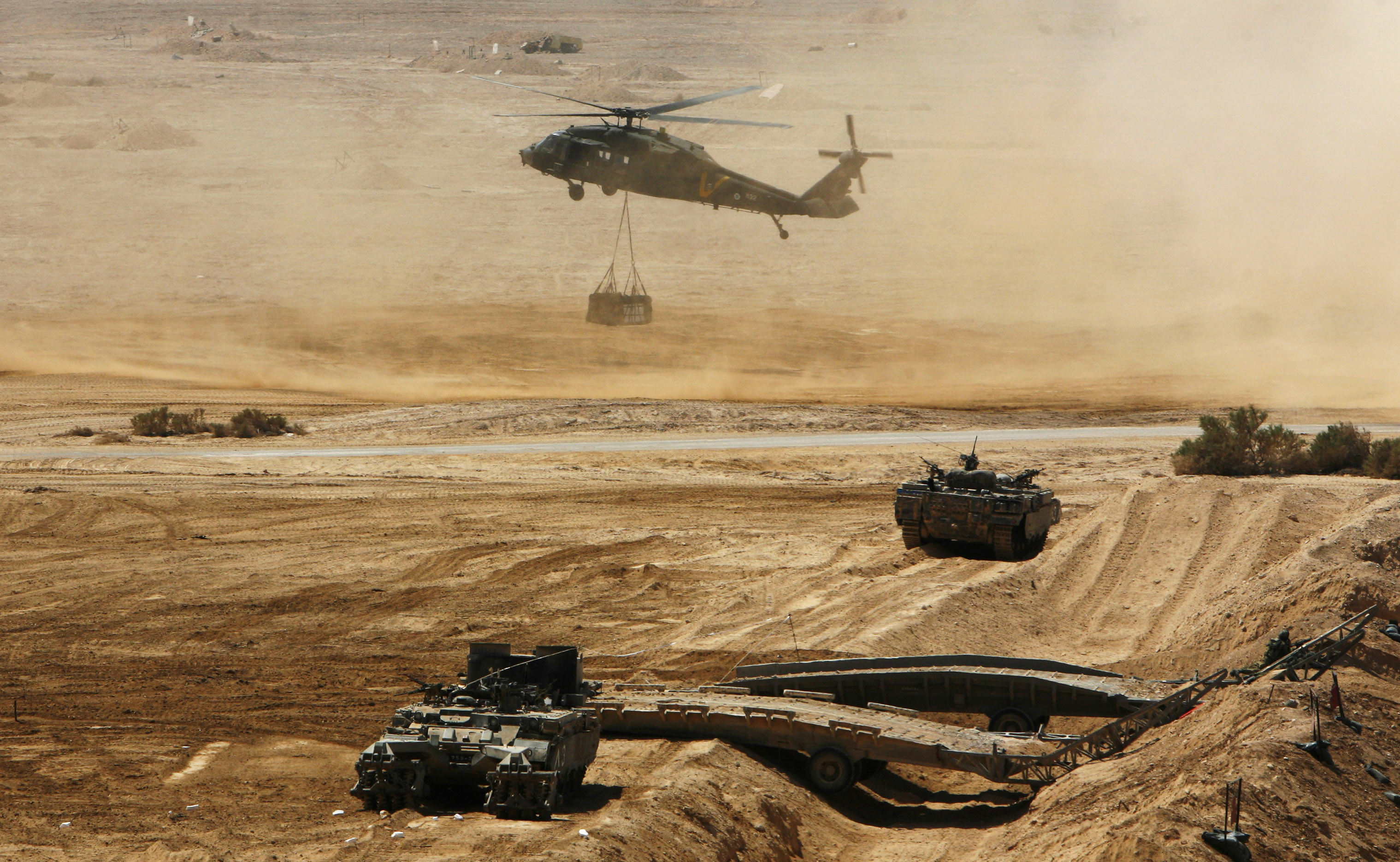 U.S. Military Aid to Israel: A Change in the Political Wind