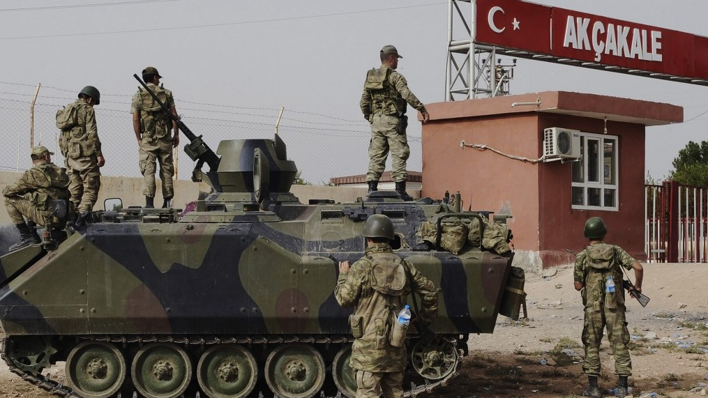 Turkish Forces to Clear Syrian Territory across Border from Kilis - Erdogan