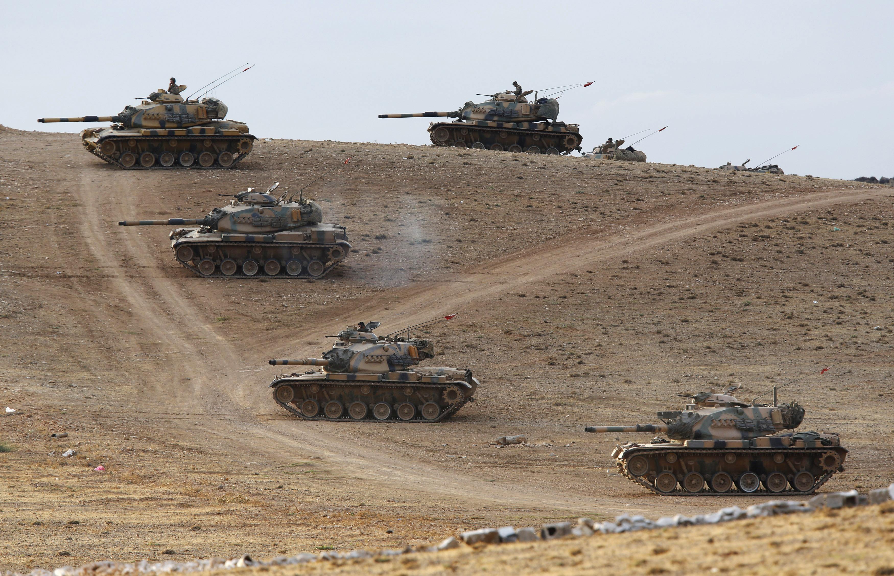 Turkey begins operation in Syria to establish buffer zone: Report
