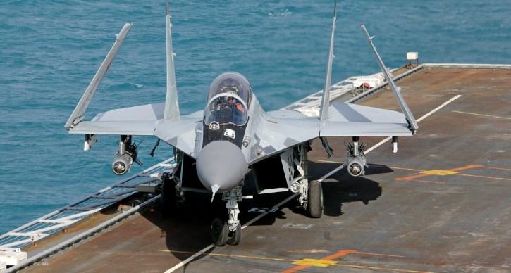 Resultado de imagen para MiG-29K