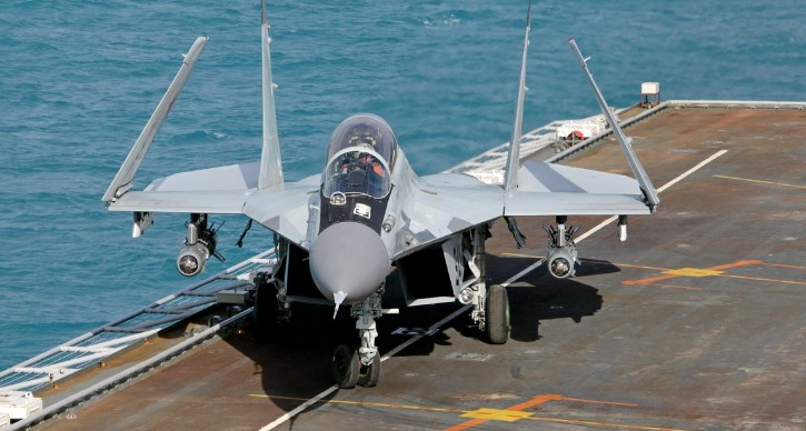 How the Russian MiG-29K sent the British to the scrap heap
