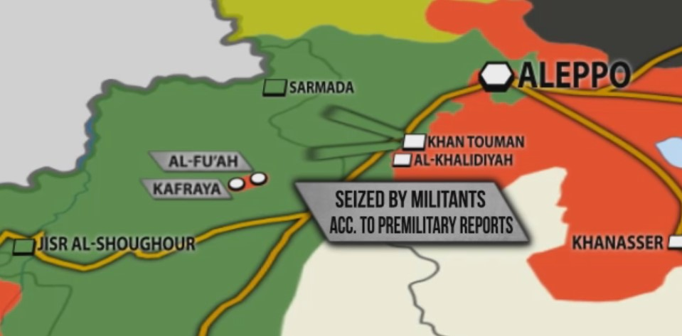 Militants Seize Khan-Tuman and Al-Khalidya Villages in Syria's Aleppo Province