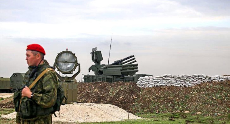 The Russian Shield for Syria