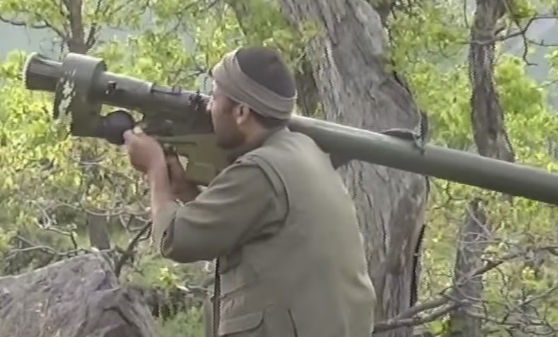 "MANPAD Used By PKK Against Turkish Helicopter May Have Come From Turkey Via ""Rebels"" In Syria"
