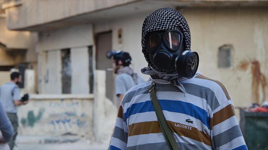 Iraq: Daesh chemical attack
