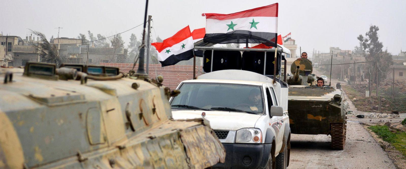 Syrian Army kills 21 ISIS terrorists while liberating Jabal Thardeh in Deir Ezzor