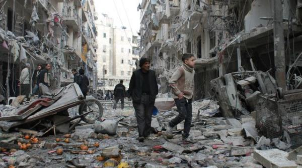 Aleppo Doctor Attacks Western Media for Bias, Censorship and Lies