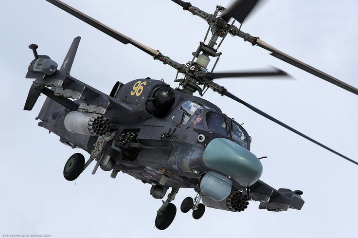 Russia to Start Export Deliveries of Ka-52 Attack Helicopters