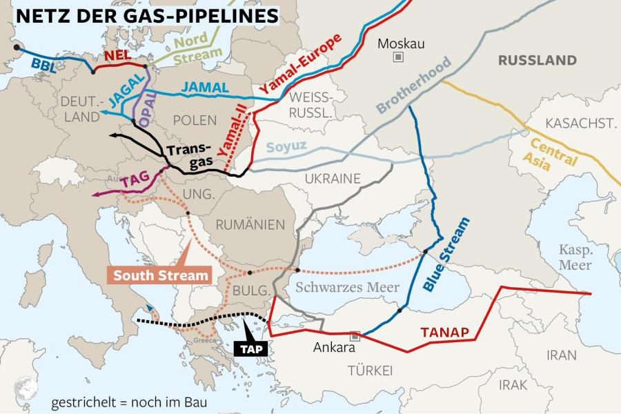The TAP pipeline, or how Mr Šefčovič liberalized himself from the Third Liberalisation Package