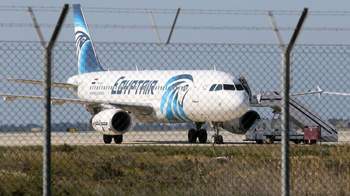 Egypt's Prime Minister Doesn't Rule Out Terror Attack Behind EgyptAir Jet's Disappearance