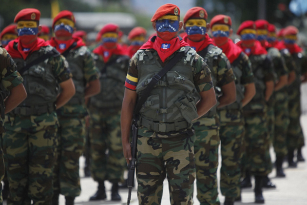 Venezuela: FANB will carry out military exercises with 520 000 fighters