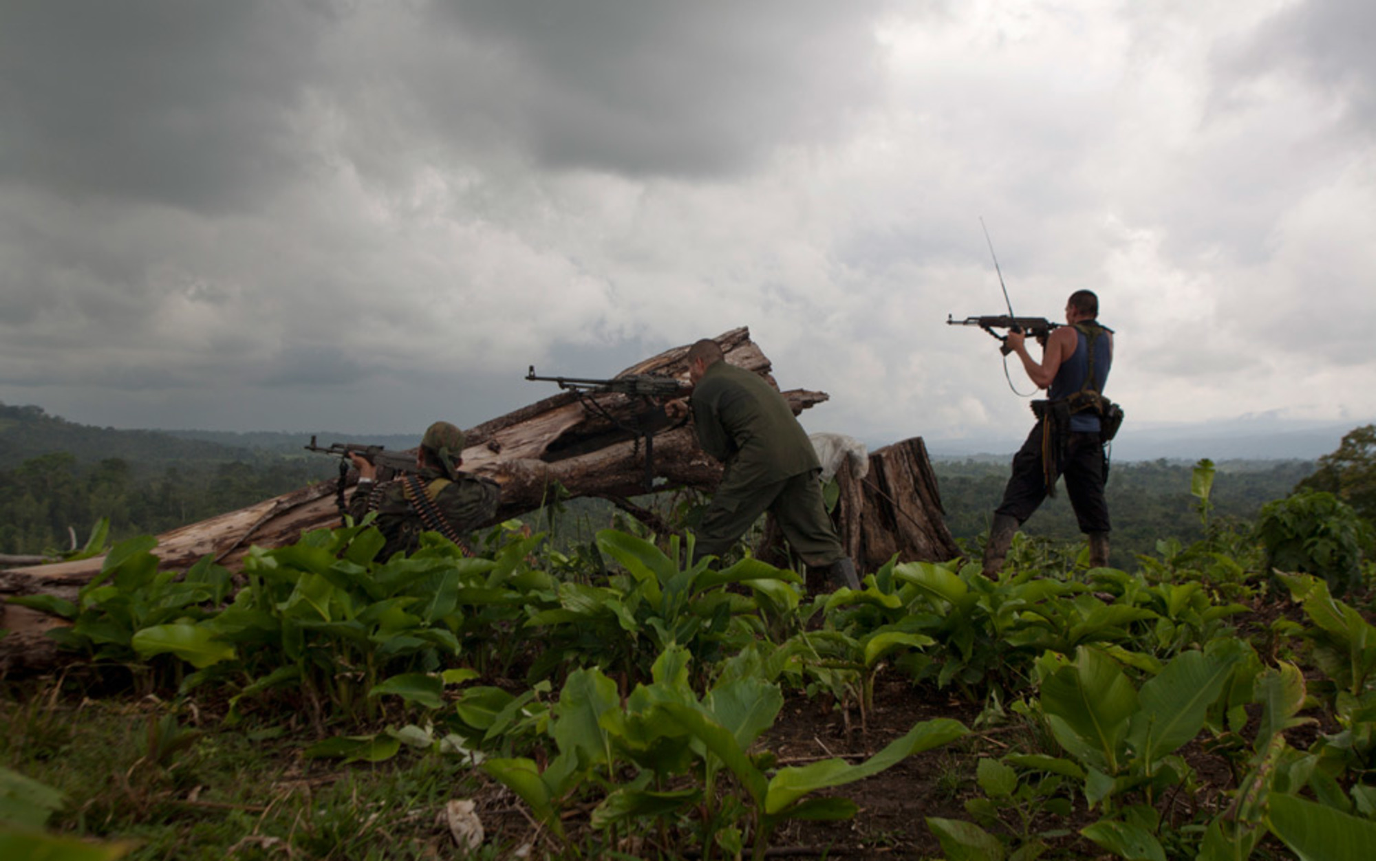 """""""Somewhere Between War and Peace: Forced Displacements and the Restitution of Land in Colombia"""""""