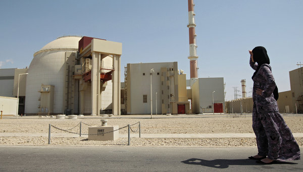 Russia to Start Work on New Nuclear Plant in Iran by the End of 2016
