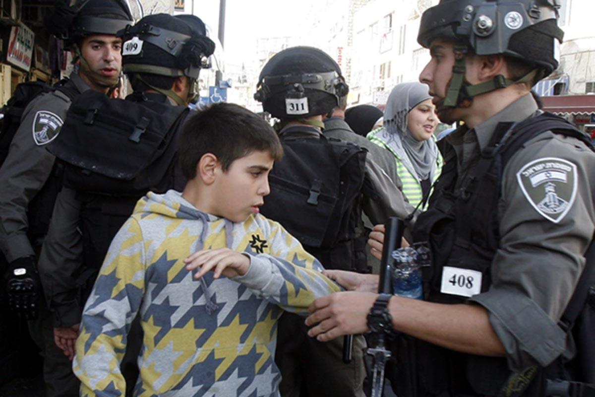 5600+ Palestinians arrested since last October