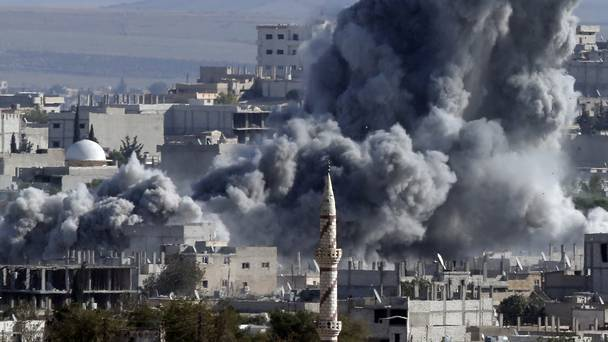 """The Drone War against Iraq and Syria, 12,000 """"Humanitarian"""" Air Strikes by US-led Coalition"""