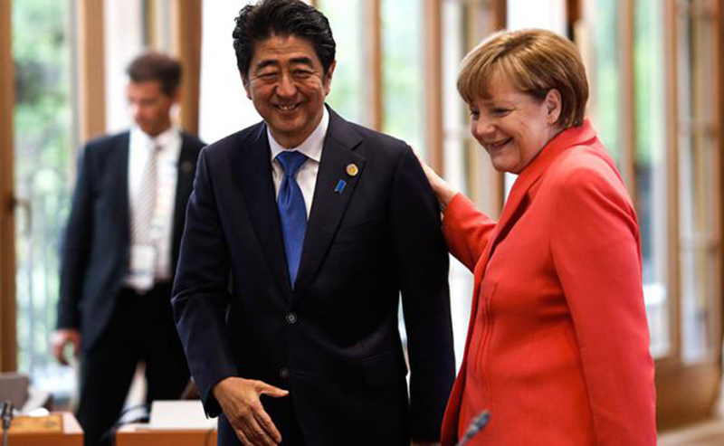 Expanding NATO to the Kuril Islands