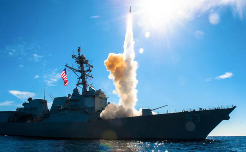 4 thousand cruise missiles that are aimed at Russia