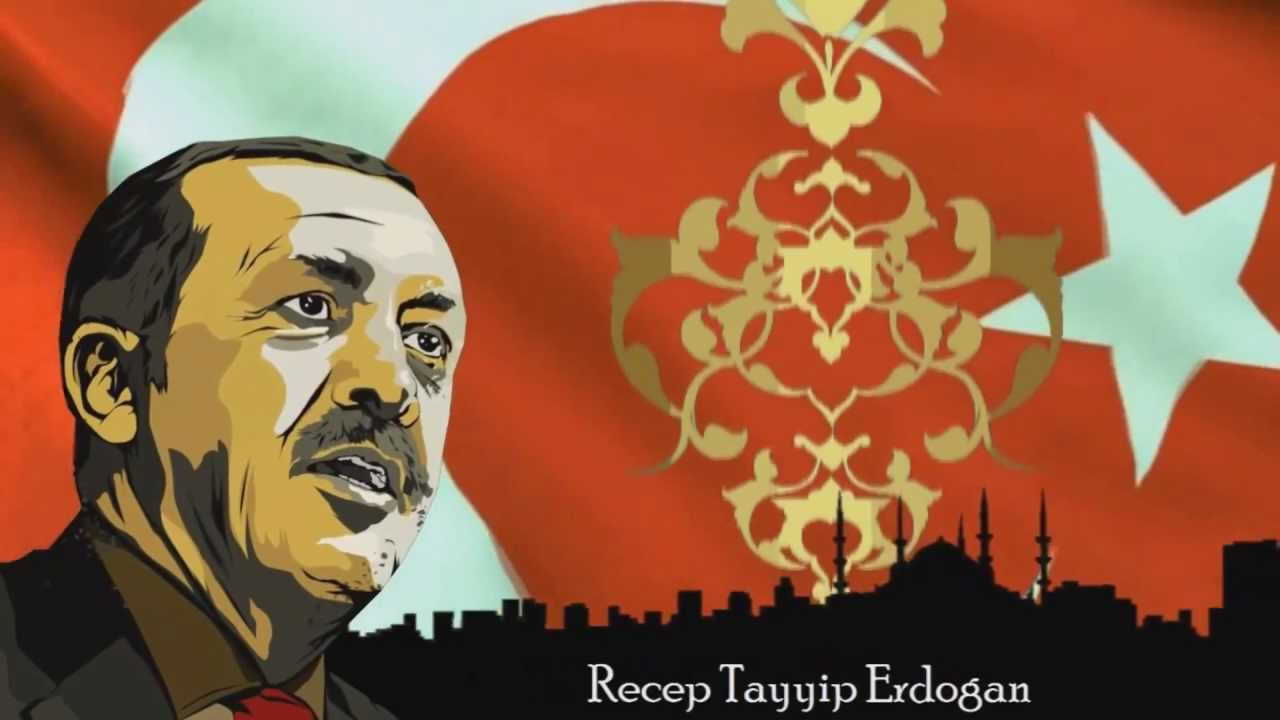 Erdogan - Lord of Turkey and Prince of Europe