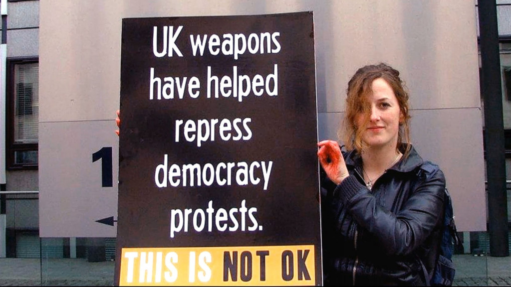 UK Trains or Arms Half the Countries on Its List of Human Rights Abusers