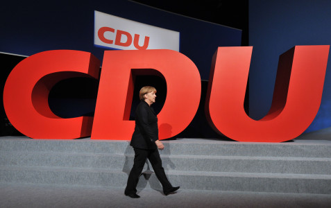 German Parties After The Elections: CDU