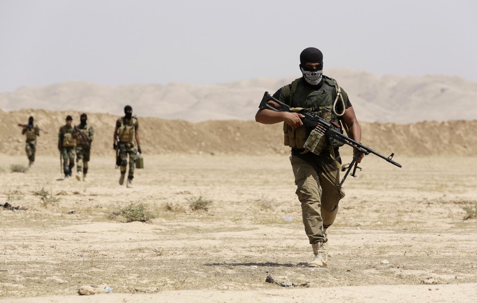 Studying Iraqi Kurdistan Regional Guard Forces (Peshmerga)