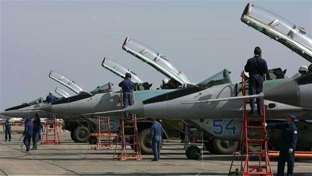 Russian Air Force Killed 28,000 Militants in Syria