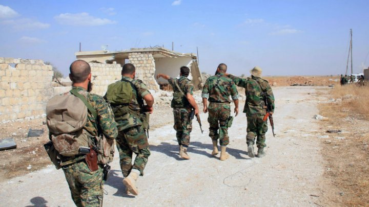 70 Militants Killed in Failed West Aleppo Offensive