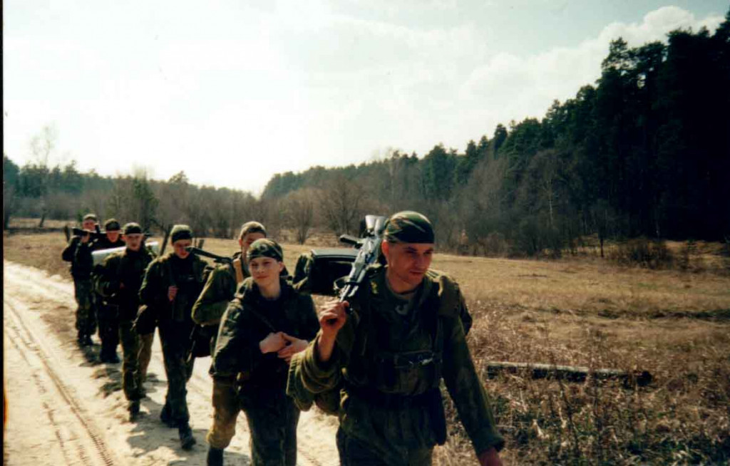 Russia Creates Youth Military Patriotic Movement 'Junarmy'