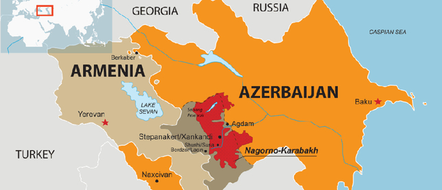 Armenia Ready To Recognize Nagorno-Karabakh