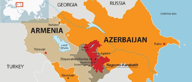 Armenia Ready To Recognize Nagorno-Karabakh