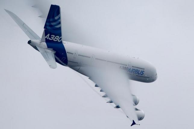 EU: Sale of Airbus A380s to Iran Faltering