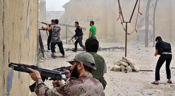 Top Militant Commander Killed Southwest of Damascus