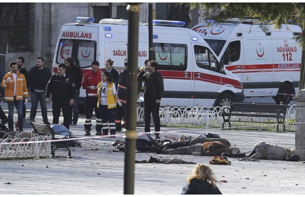 Turkey: 209 People Killed, 862 Injured in Terror Attacks in First Half of 2016